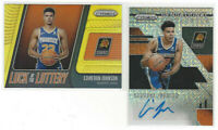 2019-20 Prizm Cameron Johnson 2 RC Lot #d 02/25 and 02/10 Phoenix Suns RARE!!!