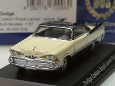 Bos Dodge Custom Royal Lancer Coupe, beige chiaro - 87056 - 1:87