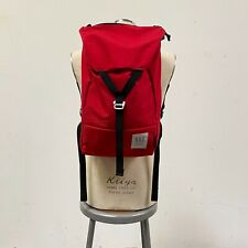 Topo Designs Cordura Backpack Day Pack Red