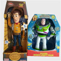 Toy Story 3 Pull String Jessie Woody Talking Action Figure Doll Kids Toys 15""