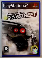 NEED FOR SPEED PROSTREET - PLAYSTATION 2 - PAL ESPAÑA - COMPLETO