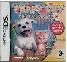 Puppy Luv - Cuida tu cachorro  (Nintendo DS Nuevo)