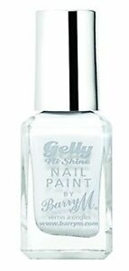 Barry M Cosmetics Gelly Nail Paint, Cotton