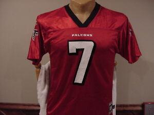 SWEET Michael Vick Atlanta Falcons Youth Lg 14-16 Red Reebok Jersey, VERY NICE!!