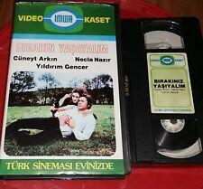 Türkische Film  - CÜNEYT  ARKIN - Birakin Yasayalim - no Glasbox *RAR*