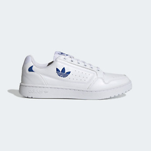 adidas Originals Mens NY 90 modern with a fresh look shoes white