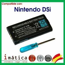 Baterías de nintendo DS