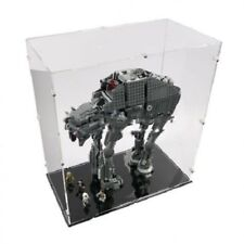 Acrylique Vitrine pour lego 75189/75054 First Order Heavy Assault Walker/AT-AT