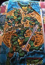 Teenage Mutant Ninja Turtles 2003 Beach Towel Mirage Studios Vintage