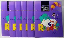 Intensive English Level 6 Reader (paperback) LOT OF 6 book
