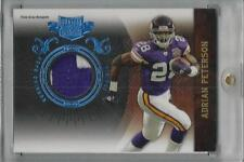 2010 PANINI PLATES & PATCHES ADRIAN PETERSON 2 COLOR PATCH 15/25!!