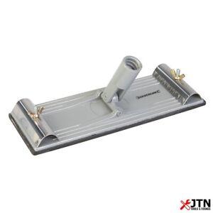Silverline 675341 Swivel Pole Sander Head 235mm x 80mm