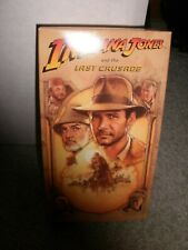 Indiana Jones and the Last Crusade (Vhs, 1990)