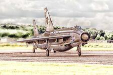 English Electric F6 Lightning Art Photograph
