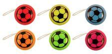 Box of 72 Mini Football Yo-Yos - Brand New Pocket Money Toys