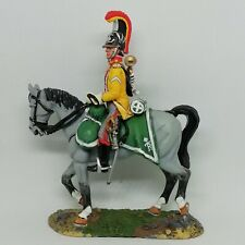 Del prado - 1er empire - Soldat chasseurs à cheval du roi 1809
