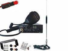 CB STARTER KIT MOONRAKER minor FM 40 canali UK/EU incl Antenna & CIG PLUG