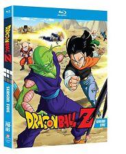 Dragon Ball Z . The Complete Season 5 . Staffel DragonBall Anime . 4 Blu-ray NEU