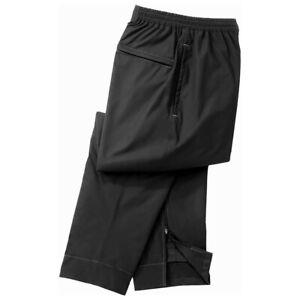NEW Sun Mountain Golf Monsoon Rain Pants Waterproof Lightweight Breathable Black