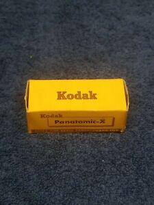 Vintage 1958 Kodak Panatomic-X Film FX 120 1/1958 SEALED PERFECT COND. RARE !!!