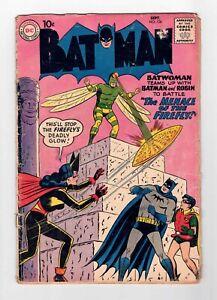 BATMAN #126 - SILVER AGE - GD/VG