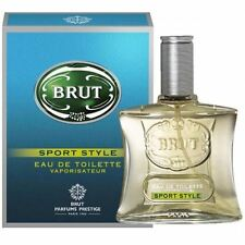 Brut Sport Style EDT Eau De Toilette Spray for Men 100ml Brand New