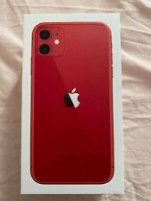 Apple iPhone 11 (PRODUCT)RED - 64GB (Unlocked & Sealed) A2111