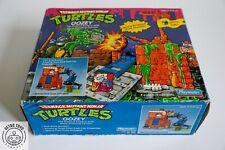 Teenage Mutant Ninja Turtles - Oozey Canon - 1990 - Boxed MIB TMNT Hero