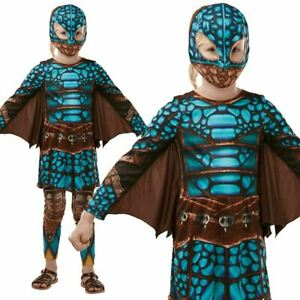 Bambini Ufficiale Battlesuit Astrid How To Train Your Dragon Costume