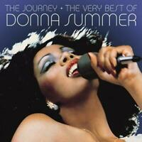 DONNA SUMMER The Journey - Very Best Of - New & Sealed Disco Soul LTD ED 2X CD