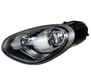 2009 2010 2011 2012 Porsche Boxster Cayman Left Halogen Headlight 987-631-165-21