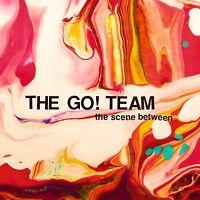THE GO!TEAM - THE SCENE BETWEEN  VINYL LP + DOWNLOAD NEU