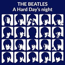 CD The Beatles : A Hard Day's Night (Version Stéréo & Mono)