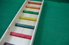 60cm solid pine ladder/ramp+sides chinchilla,guinea pig - large/C&C correx cages