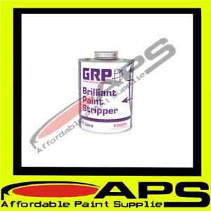 GRP Brilliant Paint Stripper (1L,4L)