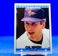 1992 Donruss Cal Ripken #BC1 Baseball Card Baltimore Orioles Hot HOF 🔥