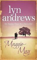 Maggie May. Escaping the past is never easy... by Andrews, Lyn (Paperback book,