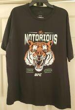 The Notorious Connor McGregor UFC Tiger Graphic T-shirt Mens Sz XL NWoT