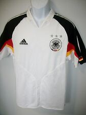 Mens Adidas Deutscher Fussball-Bund Germany Football Soccer Jersey sz. M