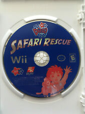 Go, Diego, Go Safari Rescue (Nintendo Wii, 2008)disc only NO TRACKING