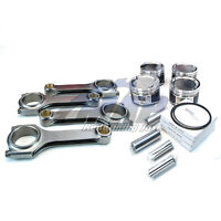 Manley Pistons 99.5mm 8.5:1 & H-Beam Rods Kit for 06-14 Subaru WRX 04+ STi EJ25