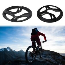 Plastic Bicycle Chain Wheel Cover Plate Protective Guard Pivot Crank Accessories