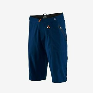 100% Celium Mountain Bike Shorts Navy, Men's Size 34