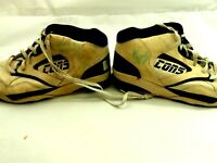 Kevin Johnson Phoenix Suns Game Used Autographed Converse Basketball Shoes