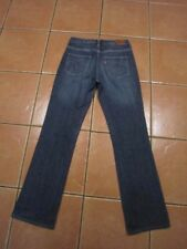 womens LEVI'S 875 boot-cut leg stretch denim jeans SZ 28-10