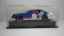 NASCAR display case 1:24 scale 85% UV filtering acrylic car cover black base