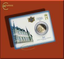 "2 Euro Coin Card Luxemburg 2012 - "" Wilhelm IV """