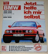 Reparaturanleitung BMW 5er E34 520i / 525i / 530i / 535i, Baujahre 1988 - 1996