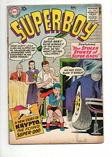 Superboy #71 1959 KRYPTO and SUPERBOY SWITCH MINDS! VG+ 4.5 Early Silver 68