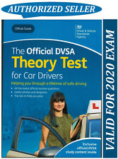 Theory Test Car Drivers Book for 2020 Official DVSA Driving Tests*ThryBk